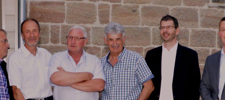 Départ à la retraite de 3 de nos plus fidèles collaborateurs